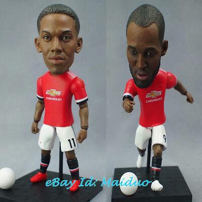 Marcus Rashford Action Figure Manchester United Football Souvenirs 5/'/'H