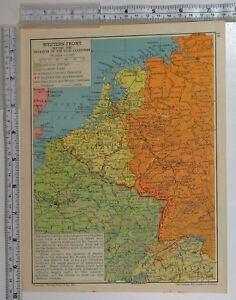 Details about 1941 WW2 MAP WESTERN FRONT BEFORE INVASION MAGINOT LINE on stalingrad map, alpine line, soviet deep battle map, battle of leyte gulf map, germany map, siegfried line, battle of the somme map, siegfried line map, french indochina map, metaxas line, the rose line map, alpine wall, panzer map, sudetenland map, ouvrage schoenenbourg, czechoslovak border fortifications, 100th meridian map, treaty of tordesillas line of demarcation map, mannerheim line map, normandy map, ardennes map, dunkirk map, tokyo jr yamanote line map, battle of dien bien phu map, manchuria map, first battle of the marne map, atlantic wall,