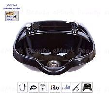 Shampoo Bowl ABS Plastic Salon Spa Hair Sink Beauty Salon Equipment. TLC-1018KRG