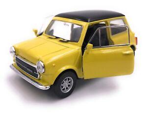 39 Orange Welly Mini Cooper voiture mod/èle miniature voiture sous licence produit 1 34-1