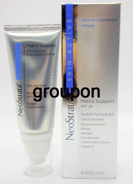 Neostrata Skin Active Matrix Support SPF30 50g NIB ON SALE!! #1