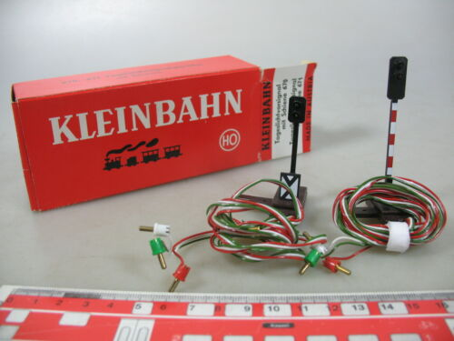 AM8500,5# 2x Kleinbahn H0 Signal Light Signal+Main traffic light, tested