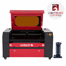 Omtech 60w 20x28in Workbed Co2 Laser Engraver Cutter Marker With Rotary Axis C