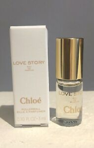 Details Eau Travel About Bnib Size10 Oz Ml Chloe Love Parfum Story De Rollerball 3 K1TlJFc