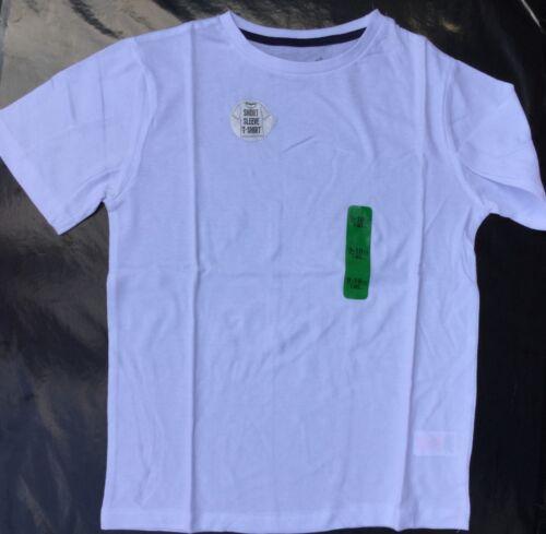 Boy or Girl Plain White Short Sleeve T Shirt 10-11 Sizes 9-10 11-12 /& 12-13