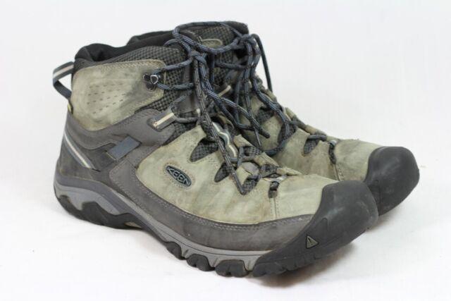 Keen Targhee Iii Mid Impermeable Hombre Botas de montaña, UK 14/EU 48/12873