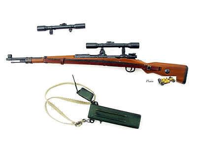 Dragon 1:6 Heckenschütze Sniper Mauser Karabiner 98K +Scope GUN_98K+S