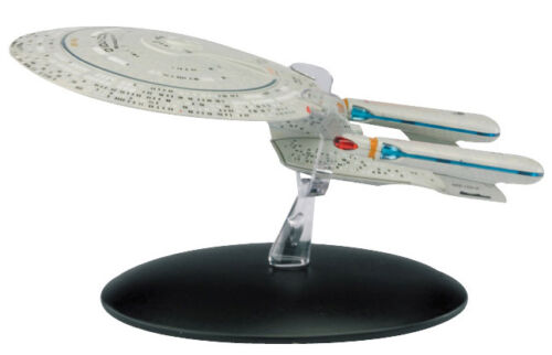 NCC 1701-D  Star Trek Next Generation Metall Modell Diecast ca 14 cm  neu ovp