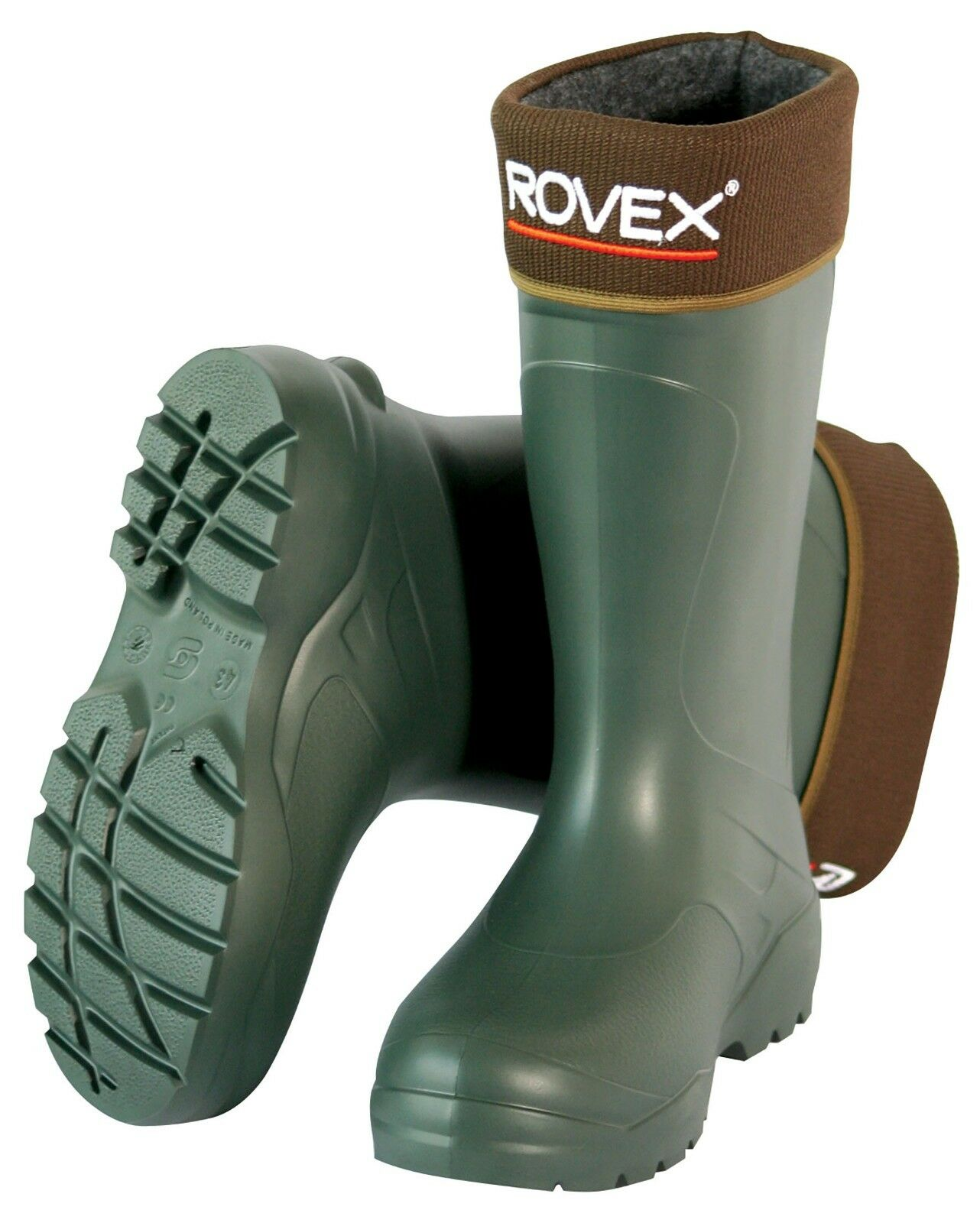 Rovex Arctic Thermal Boots - Fishing Boots - Carp Fishing - Sea Fishing Boots