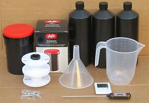 Film Developing Kit for 35mm or 120mm #4 - BRAND NEW