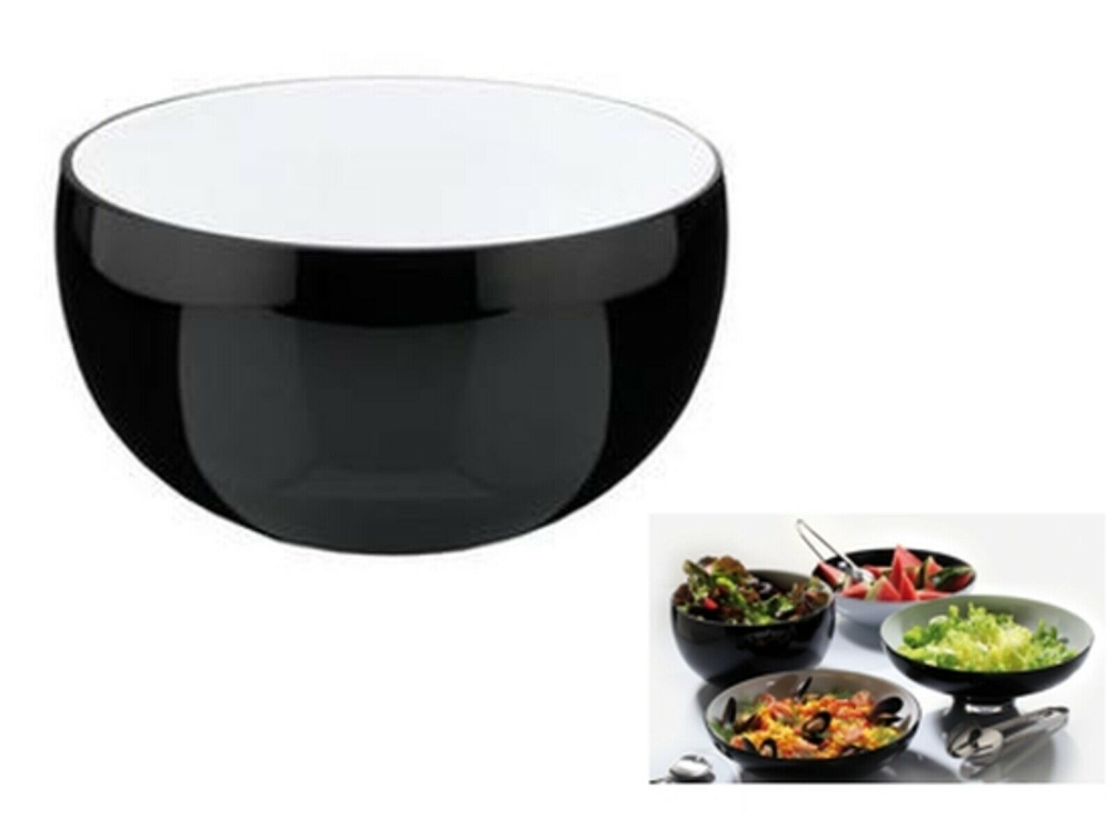 Glasschale Glasschüssel Obstschüssel Obstschale Buffetschüssel Design Schüssel