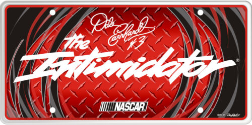 #3 Dale Earnhardt Intimidator Faux Diamond Plate DP03INT