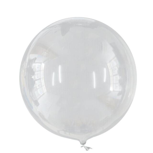 GIANT Clear Transparent 90 cm Balloons AU Seller