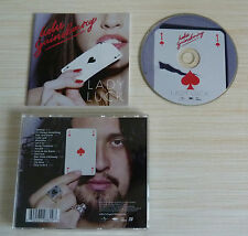RARE CD ALBUM LADY LUCK LULU GAINSBOURG 12 TITRES 2015 NEW