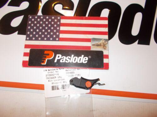 "T250S-F16 /""GENUINE/"" Paslode # 501933  TRIGGER UNIT"