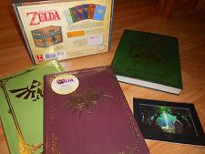 Zelda HC Box Set Strategy Guide LOT A Link Between Worlds, Majora's Mask, Hyrule