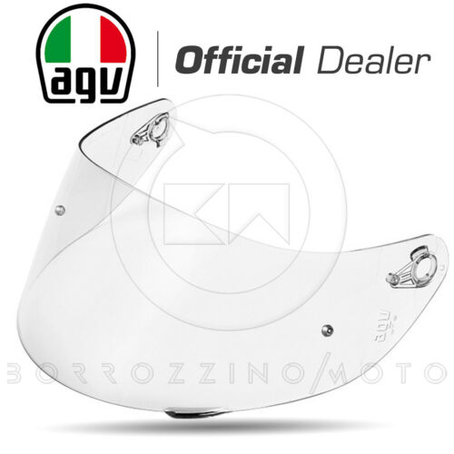 VISIERA AGV GT2 AS PLK READY OMOLOGATA TRASPARENTE ANTIGRAFFIO CASCO K3 SV ML
