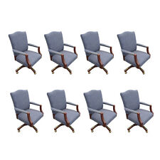 Set Of 8 Paoli Tradditional Conference Chairs Mr14432