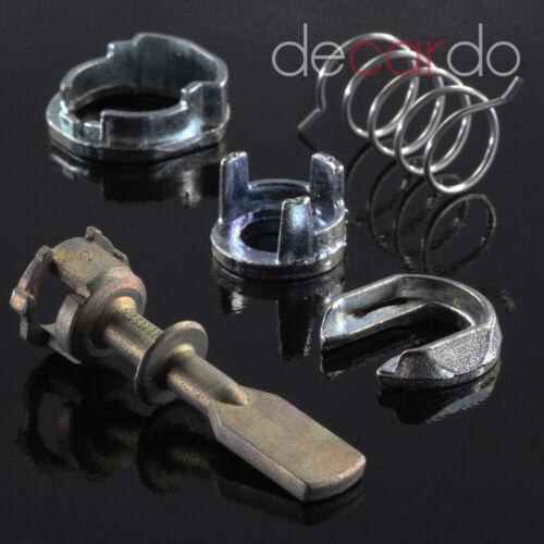 Seat Ibiza 97-01 2//3 puerta cerradura de cilindro reparac IZQUIERDO /& DERECHO