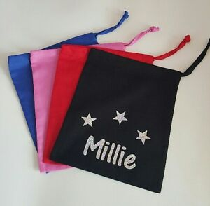Image Is Loading Personalised Gymnastic Hand Guard Bag Small Gym