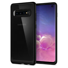 Galaxy S10, S10 Plus, S10e Spigen® [Ultra Hybrid] Bumper Shockproof Cover Case