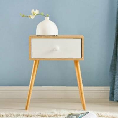 Bedside Tables Cabinets Unit Side Table Bedroom Furniture Chest Of Drawers White Ebay