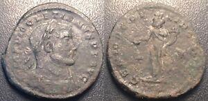 Diocleciano (284-305 Después Jc ) - Follis Genio Popvli Romani Trier - Rrs