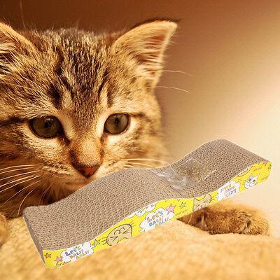 1pcs Pet Cat Kitten Scratcher Scratching Toy Post Interactive Toy For Pet Cat