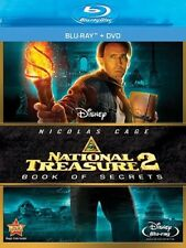 National Treasure 2 : Book of Secrets (Blu-ray/DVD, 2011, 2-Disc Set)