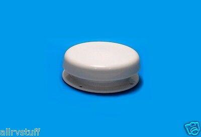 RV BLACK Roof Mushroom Vent w// water guard  RV Trailers Keystone 4 qty