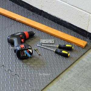 115x235cm Heavy Duty Floor Matting Foam Mat Garage Shed WorkShop Gym Mat