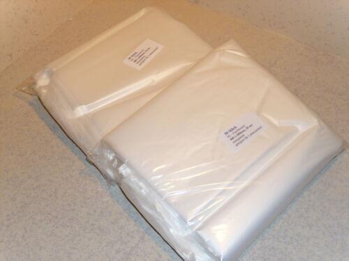 100 Polybeutel 40 x 60 cm //20my Tüten PE Beutel 400 x 600 mm 20µ Fleischbeutel