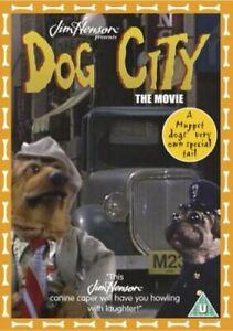 Dog-City-The-Movie-DVD-New-Jim-Henson