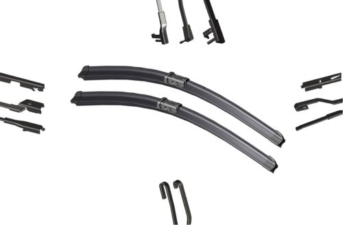 2x limpiaparabrisas valeo 420,420 mm gelenklos Aero flachbalkenwischer