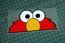 ELMO Sticker Peeper Decal Vinyl JDM Euro Drift Lowered illest Fatlace