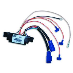 583748 Gehäuse Elektronisches CDI Power Packung CD3 Al Johnson Evinrude 60 70 Cv