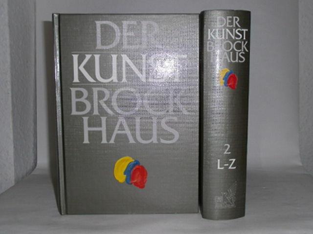 Diverse: Der Kunstbrockhaus in zwei Bänden.