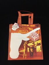 HEB University of Texas Longhorns Shopping Tote Gift Bag Football Reuse Hook Em