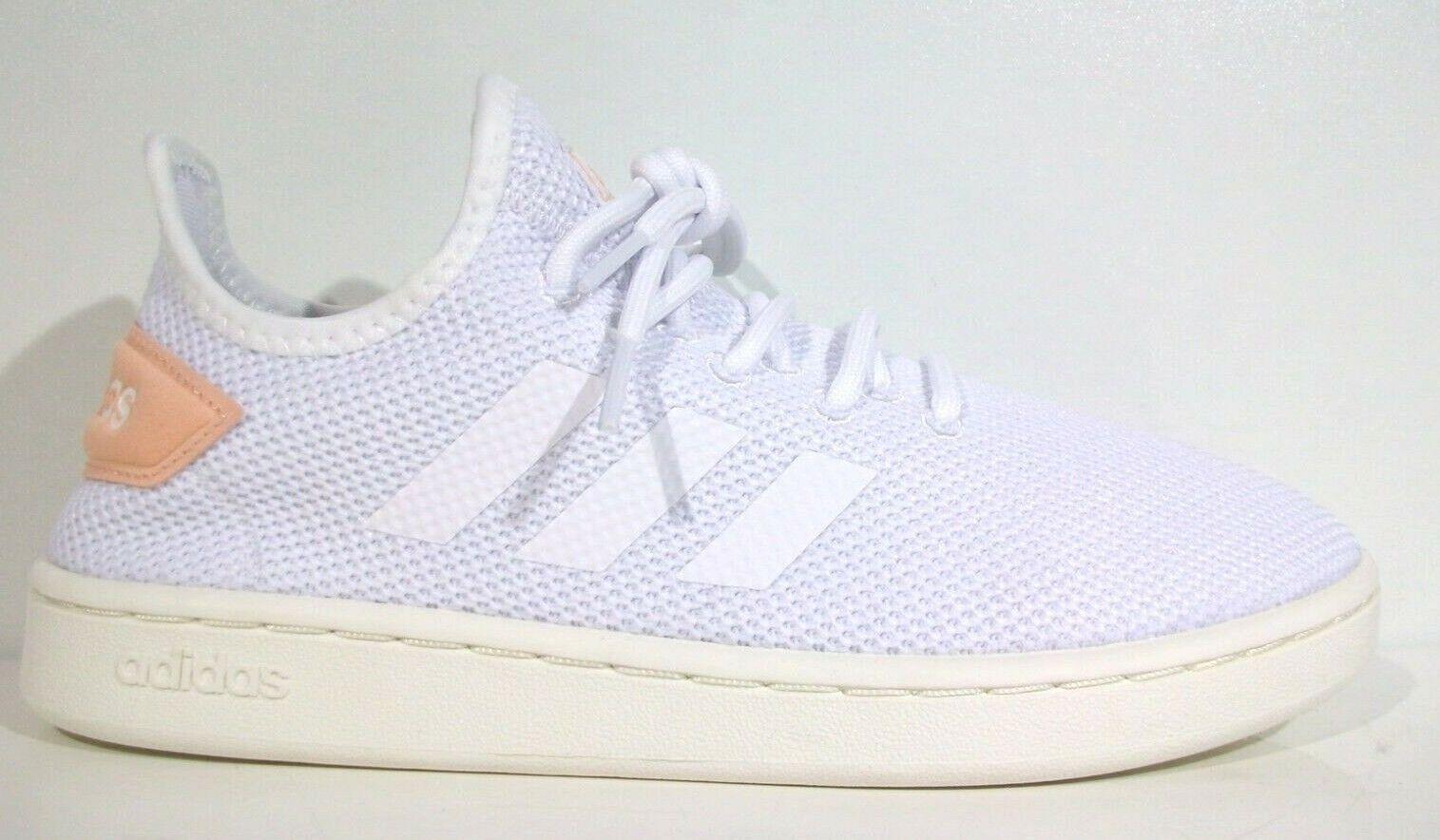 Adidas Damen Turnschuhe Turnschuhe F36476  COURT ADAPT weiß Größe 38-41