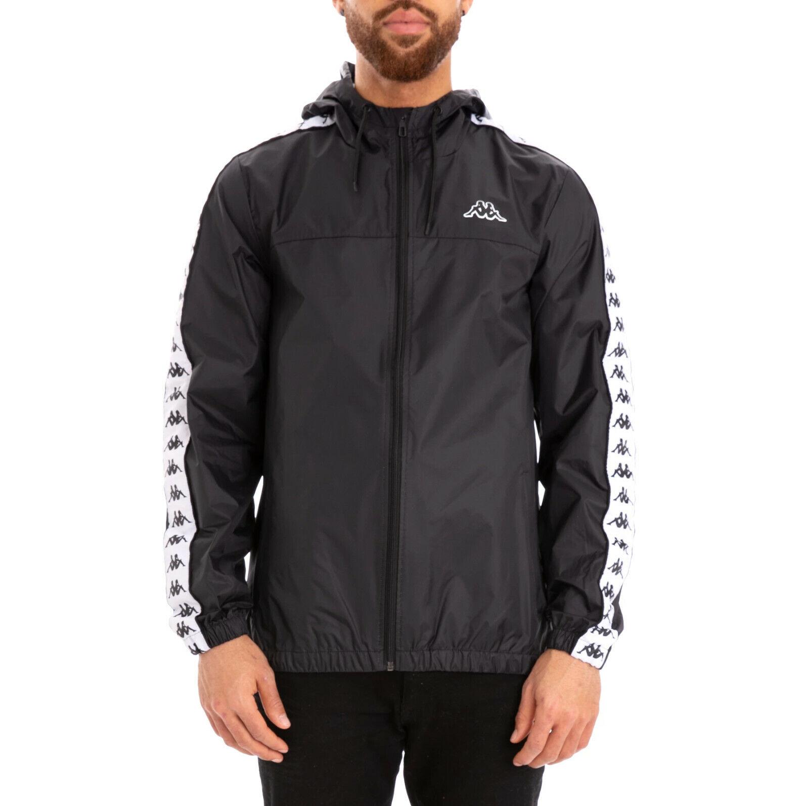 heiß-verkaufende Mode billiger Verkauf neueste trends Herr 901 303WA70 Herren K-Way Windundurchlässig Kappa Jacke ...