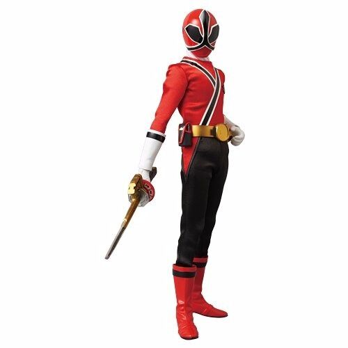 MEDICOM TOY Project BM  Samurai Sentai Shinkenger SHINKEN ROT Figure NEW Action