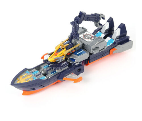 Gaint Saver Space Deleter Deluxe Uranus Saver Transformer Figure set Audley