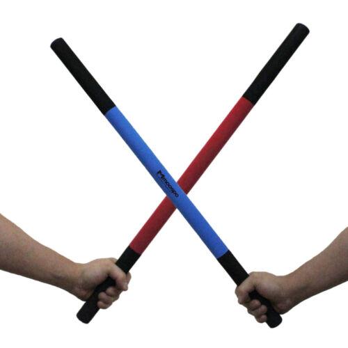 Foam Escrima 6 pcs Set Sponge Sticks Safe Training Skill Mixed Martial Arts MMA