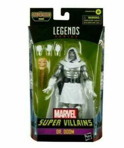 2021 Marvel Legends Super Villains Dr. Doom 6-Inch Action Figure New In Stock!!