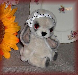 BANDTILEBaby Dog Pona ..Schnittmuster/Pattern ca.12cm