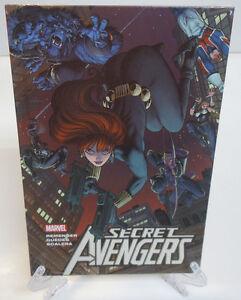 Secret-Avengers-Vol-2-by-Rick-Remender-Marvel-Comics-HC-Hard-Cover-New-Sealed