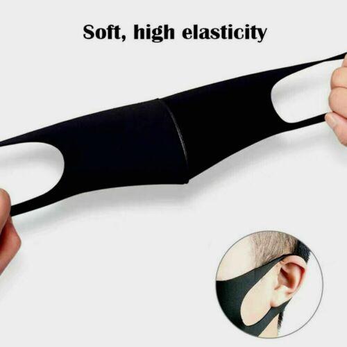 BARGAIN Reusable Washable face masks Wholesale Adults Mouth Nose stretchable .