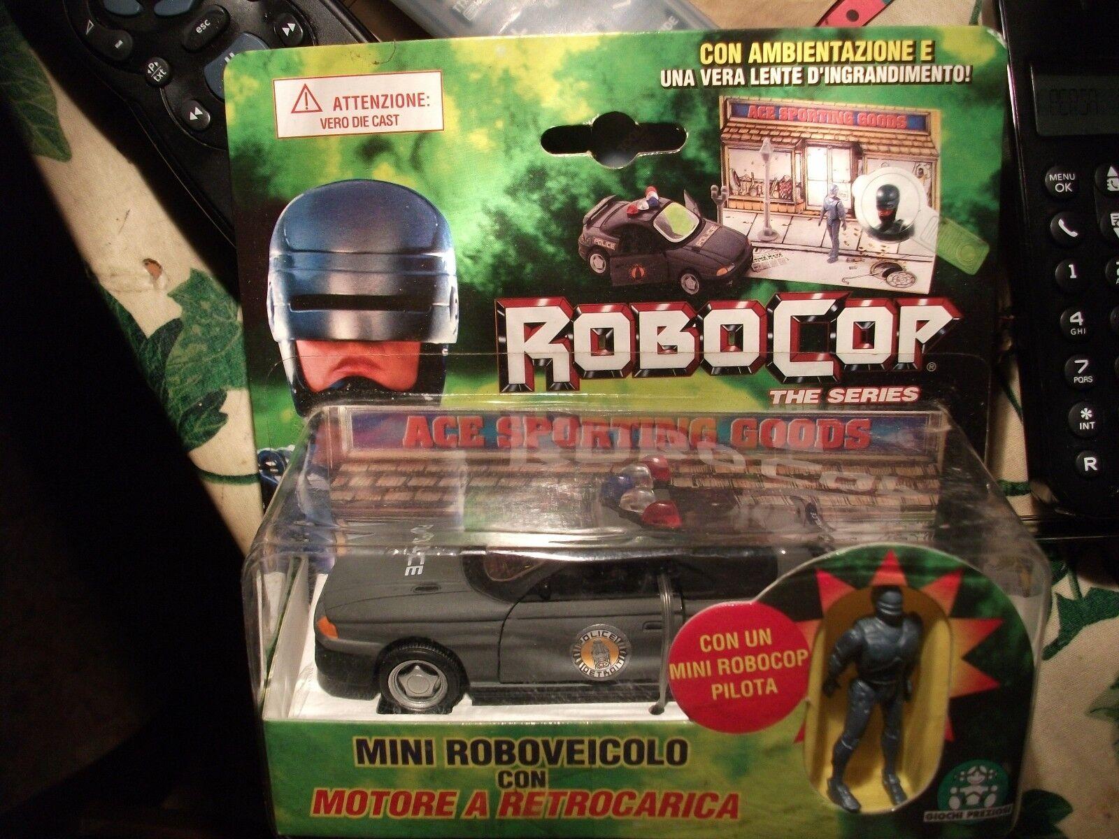 promozioni eccitanti ROBOCOP primo film Auto Polizia Ford Die Cast Cast Cast ORION  fino al 70% di sconto