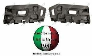SET STAFFA GUIDA PARAURTI ANTERIORE ANT LATER DX+SX DACIA LODGY 12/> 2012/> KIT