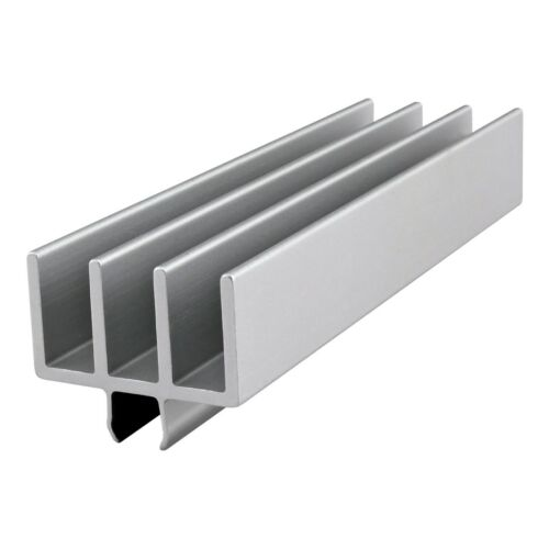 N 1 of Each 80//20 Inc T-Slot 15 Series Door Track Set 2210 and 2220 x 48/""